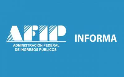 AFIP presentó el nuevo esquema de facturación