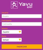 Llegó la versión 4.00 de Yavu ERP